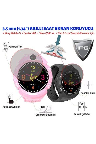 Ipg Akıllı Çocuk Takip Saati Ekran Koruyucu (wiky Watch 3, Q360, Sentar V80, Twox...)