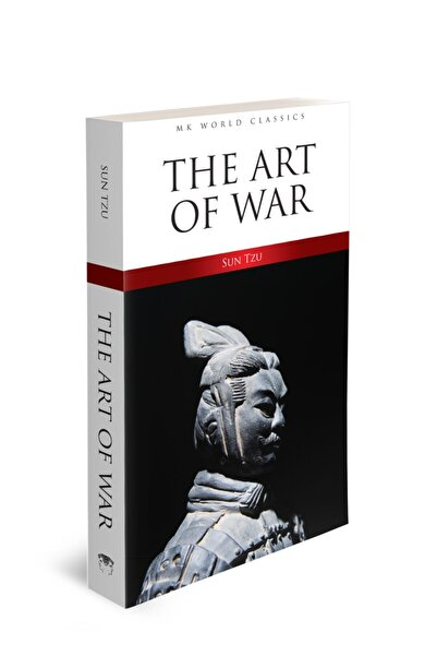 MK Publications - Roman The Art Of War – Sun Tzu – Ingilizce Roman