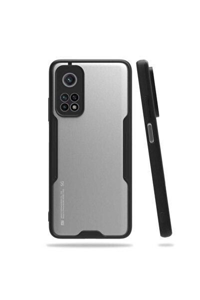 CoverStation Xiaomi Mi 10t Pro 5g Kapak Kılıf Arkası Mat Parmak Izi Bırakmayan Kamera Korumalı Darbeye Dayanıklı
