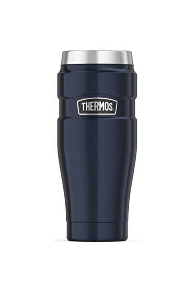 Thermos Sk 1005 Stainless King Travel Mug 0,47 Lt Gece Mavisi