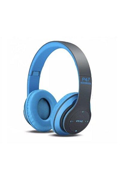 Platoon Bluetooth P47 Kulaküstü Kulaklık