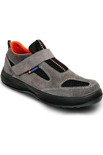 Master Çelik Burunsuz Yazlık Süet Iş Ayakkabısı