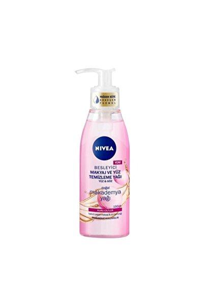 Nivea Besleyici Makyaj Ve Yüz Temizleme Yağı - Yüz&göz 150ml