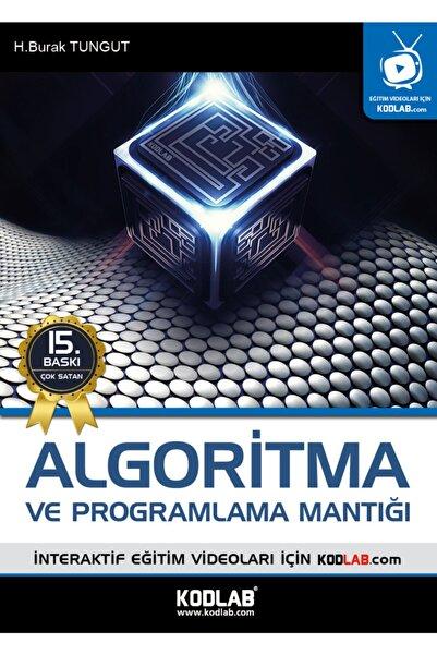 Kodlab Yayın Dağıtım Algoritma Ve Programlama Mantığı (cd'li)