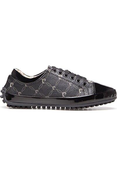 Pierre Cardin Siyah Kadın Sneaker 90107