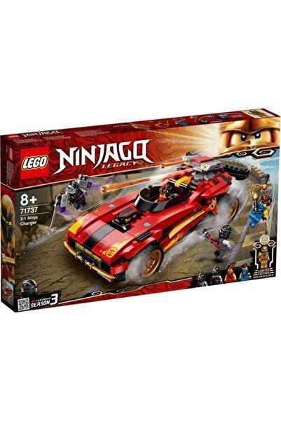 LEGO Ninjago Legacy X-1 Ninja Turbo Otomobili 71737