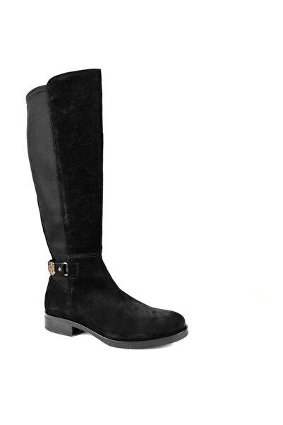 Tommy Hilfiger Kadın Lacivert Çizme FW0FW03065