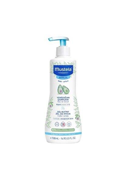 Mustela Gentle Cleansing Gel Yenidoğan Şampuanı 500 Ml