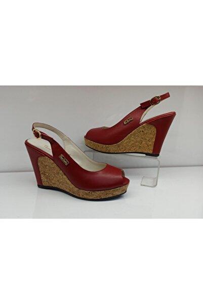 Pierre Cardin Lüx Hakiki Deri Bayan Ayakkabı