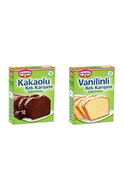 Dr. Oetker Glutensiz Kakaolu Ve Vanilinli Kek Karışımı Paketi