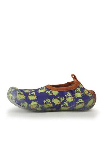 Erkek Çocuk Mavi Deniz Ayakkabısı