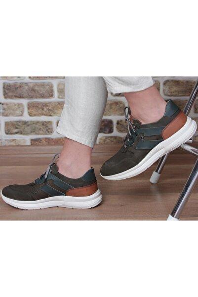 Pierre Cardin Süet Sneaker Ayyakkabı (Pc-1045)