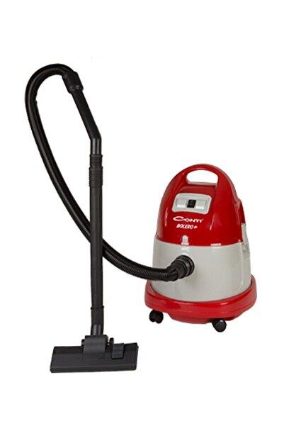 CONTİ U201 Bolero+ 2000w Elektrikli Süpürge Kırmızı