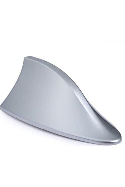 Z Tech Elektrikli Her Araca Uygun Gri Shark Köpek Balığı Balina Tavan Anteni