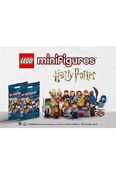 LEGO Harry Potter Minifigür Seri 3