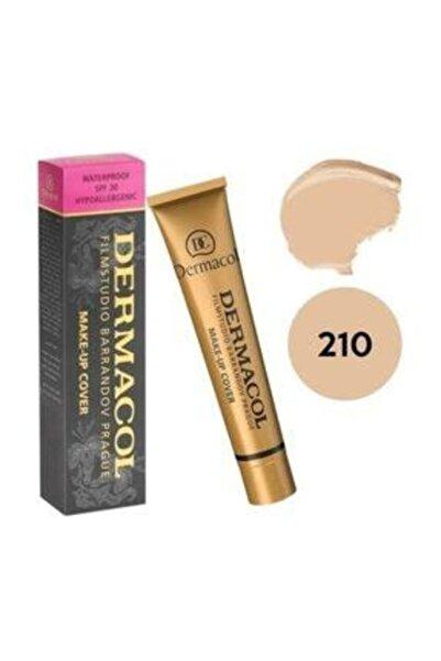 Dermacol Fondöten Make-up Cover 210