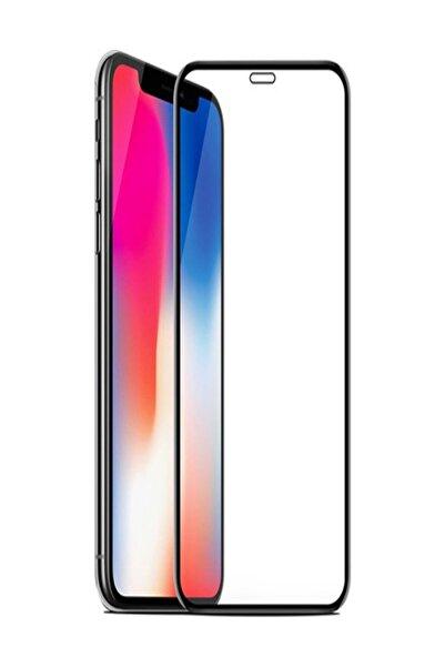 Sunix Apple Iphone Xr 6d Tam Kavisli Full Kaplayan Kırılmaz Ekran Koruyucu Cam