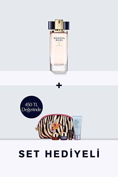 Estee Lauder Modern Muse Edp 100ml Kadın Parfüm Ve Hediye Cilt Bakım Seti