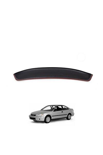 Cappafe Honda Cıvıc 1998 1999 2000 Arka Cam Üstü Spoyler