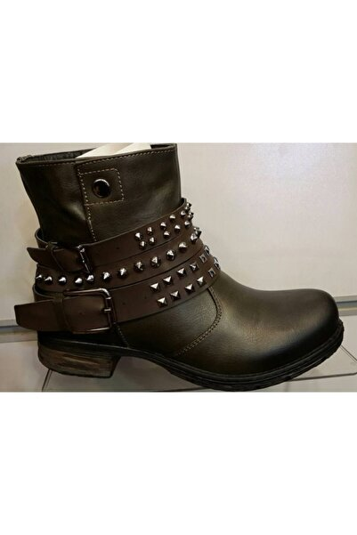 Kinetix Nepa Haki Fermuarlı  Çizme