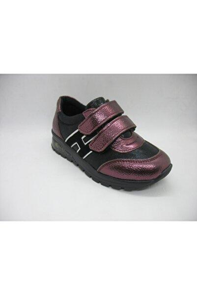 Toddler Kız Çocuk Bordo Sneaker