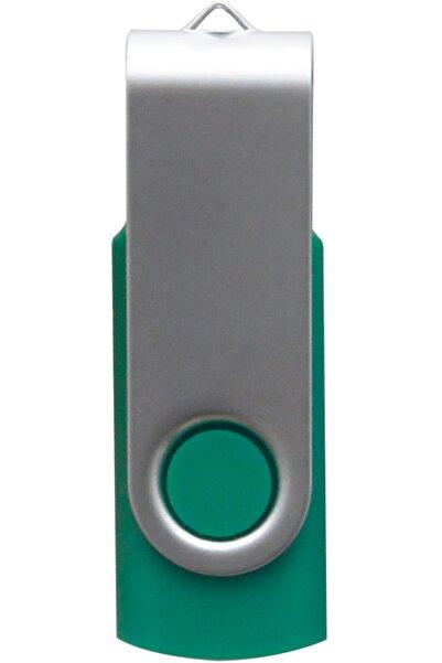 iForce Swıwel Döner Metal Usb Bellek - 16 Gb - Yeşil