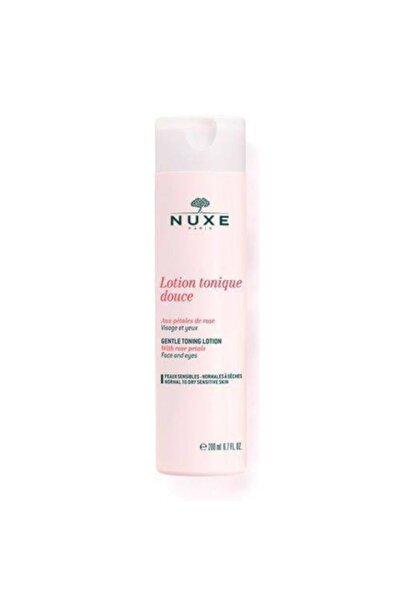 Nuxe Lotion Tonique Aux Petales De Rose - Gül Yaprağı Hassas Tonik Losyon 200 ml