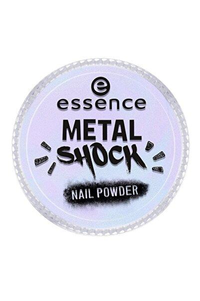 Essence Tırnak Pudrası - Metal Shock Powder 02 4251232263084