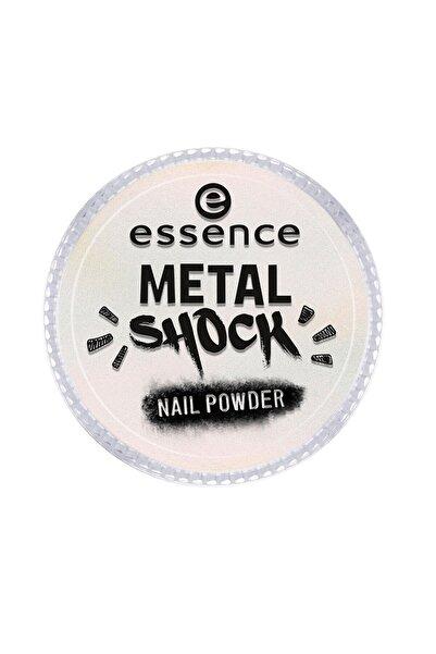 Essence Tırnak Pudrası - Metal Shock Powder 03 4251232263091