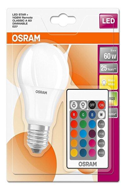 Osram 9w (60w) Dim Rgb E27 Led Ampul