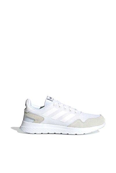 adidas EF0523 Beyaz Erkek Koşu Ayakkabısı 100479449