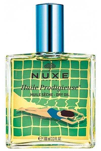 Nuxe Huile Prodigieuse Seche Çok Amaçlı Kuru Yağ 100 ml (Blue) 3264680022968