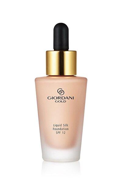 Oriflame Giordani Gold Fondöten Spf 12 - Porcelaın 30 ml 5051356573542