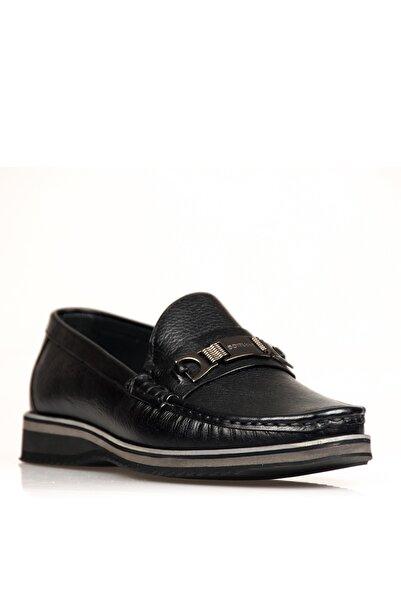 Pierre Cardin Hakiki Deri Timbrlend Erkek Ayakkabı Dio Gomez