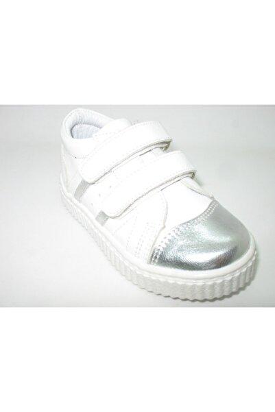 Toddler Kız Bebe Ayakkabısı 21-25 0211 Deri Ortopedik