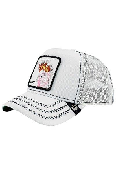 Goorin Bros Unisex Beyaz Şapka