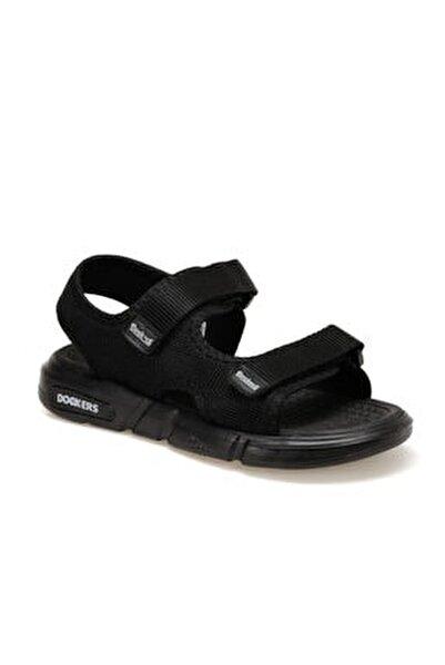 228650 Siyah Erkek Sandalet 100497772