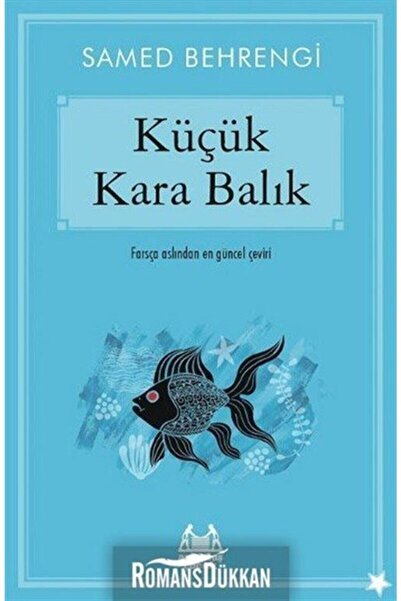 Arkadaş Yayınları Küçük Kara Balık