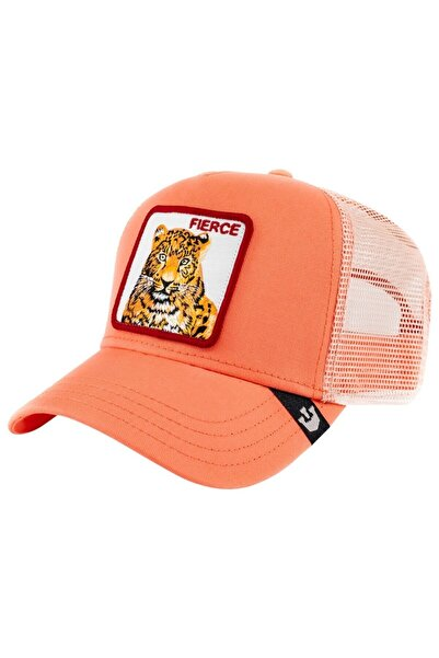 Goorin Bros Unisex Pembe Fierce Tiger Şapka