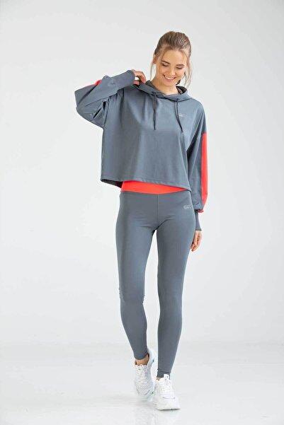 UMBRO Kadın Tayt Sweat Takım Va-0014 Banj Track Suit