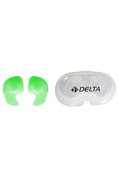 Delta Ergo Silikon Yeşil Kulak Tıkacı - Epg 349