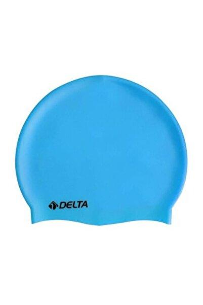 Delta 100 Adet Silikon Bone (Turkuaz Mavi)