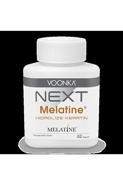 Voonka Next Melatine® - Hidrolize Keratin Ve Para Aminobenzoikasit (paba) Içeren