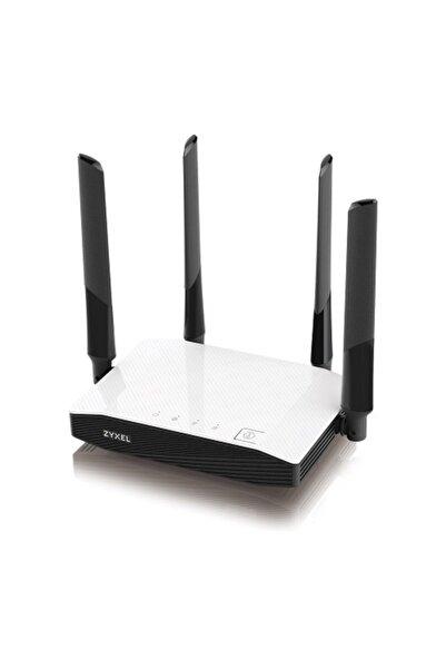ZyXEL NBG6604 AC1200 Dualband Kablosuz 4 Antenli Router