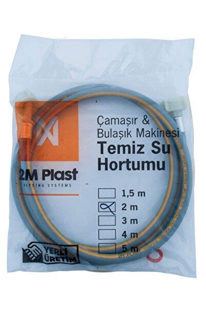 PLASTIKA Çamaşır Ve Bulaşık Makinesi Temiz Su Gider Hortumu 2 Metre Ve 3 Metre