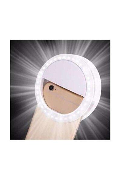AldımGeldi Selfie Işığı Ring Light Led Flash Beauty Light Taşınabilir Ledli Işık