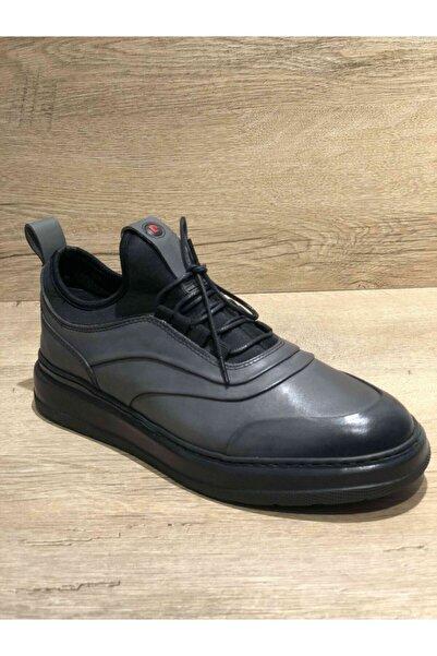 Pierre Cardin Eva Taban Gri Casual Ayakkabı