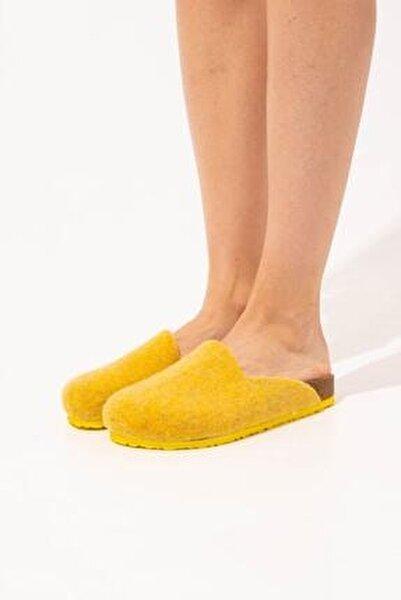 Kadın Sarı Terlik