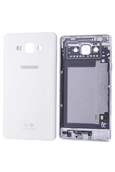 Master Cep Samsung Galaxy A7 A700 Için Kasa Kapak - Beyaz