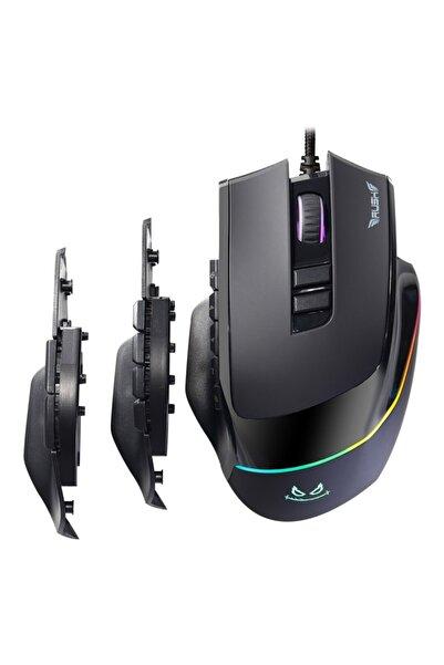Rush Rm878 Bold Rgb Makro Oyuncu Mouse,10.000 Dpı